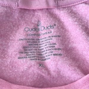Cuddl Duds Nightgown